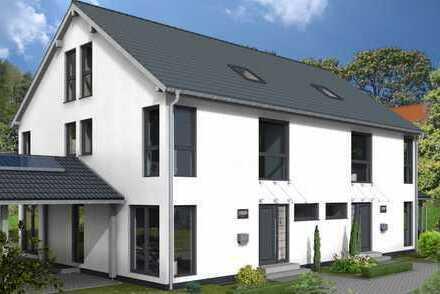 Noch eine Doppelhaushälfte - Individuelle Planung - Sonnenlage
