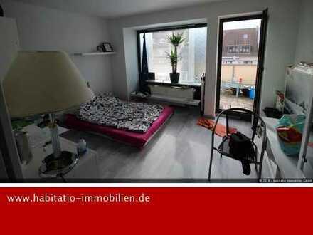 Die ideale Kapitalanlage -kleines mobliertes Appartement mit Dachterasse in Derendorf