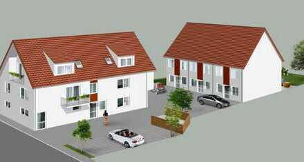 Moderne 2 ZKB DG-Wohnung in Schauernheim