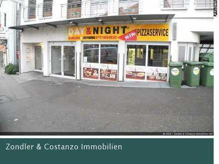 RESTAURANT/LIEFERSERVICE/CATERING: 250 QM * Gablenberger Hauptstraße 45 *