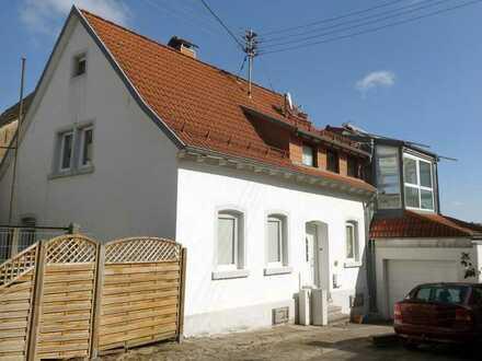 Einfamilienhaus mit großzügigem Wintergarten