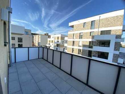 *Erstbezug* - Großzügige 2 Zimmerwohnung mit sonnigem Balkon