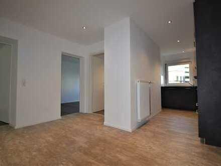 Erstbezug nach Kernsanierung: 4-Zimmer Wohnung in Rheinfelden mit Balkon und Einbauküche