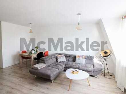 Attraktiv und geräumig: Helle 3,5-Zi.-Maisonette-Wohnung nahe der Dresdner Innenstadt