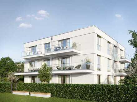 Freundliche 2-Zimmer-Dachgeschosswohnung in grüner Umgebung mit kurzen Wegen in die Innenstadt