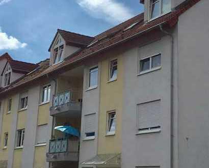 Sehr schöne neuwertige 3 Zimmerwohnung mit Logia in Lampertheim