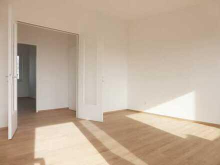 **WBS** lichtdurchflutete 3-Zimmerwohnung mit Balkon und EBK im grünen Teltow