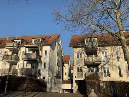 Helle 3-Zimmer Wohnung in Freiburg-Brühl (nähe Güterbahnhofareal)