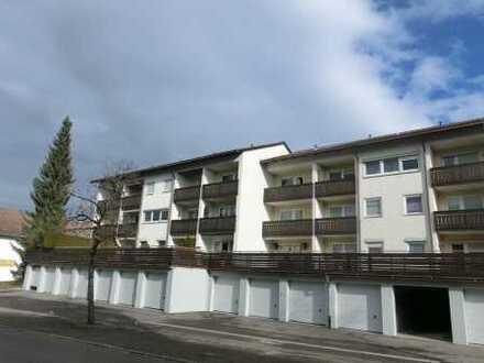 2-Zi.-Wohnung in Oberstaufen