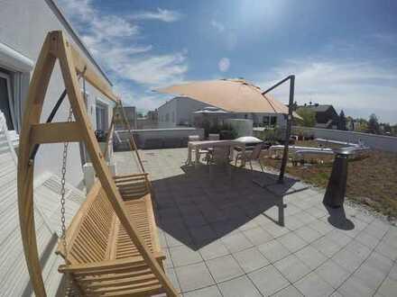 Attraktive 3 Zimmer-Dachterrassewohnung in idealer Lage München Berg am Laim