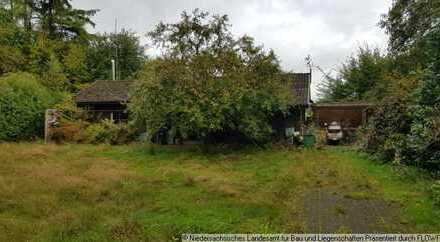 Wochenendhaus im Grünen mit Wiese in Geestland-Kührstedt
