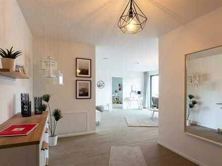 Traumhafte 4-Zimmer-Wohnung mit 2 Balkonen, Wannenbad und Gäste-Bad