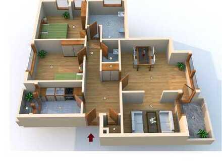 Top Lage: Traumhafte 4-Zimmer-Wohnung nähe Isar mit 2 Balkonen