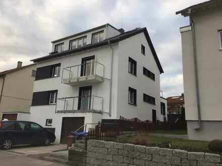 Erstbezug nach Kernsanierung: schöne 3-Zi-Whg in Weinstadt - Balkon+ große Terasse - Fußbodenheizung