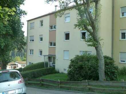 Eine schöne 4 Zimmer Wohnung mit Traumblick