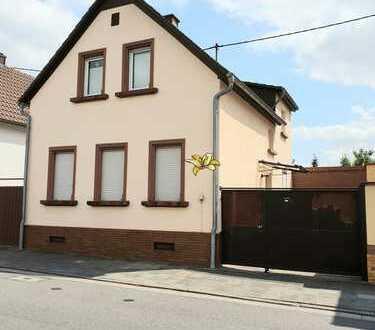 Ein- bis Zweifamilienhaus in Worms, Horchheim