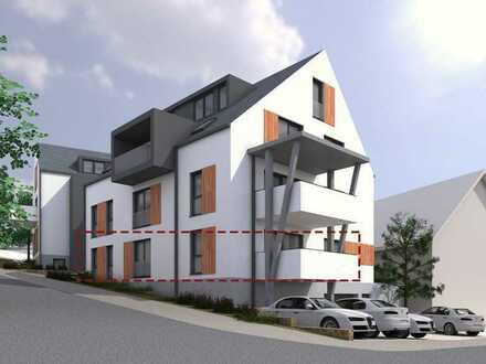 Erstbezug: schöne 3,5-Zimmer-Wohnung mit Balkon in Wildberg