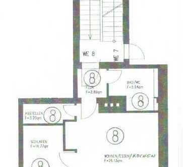 2 Zi. Wohnung in Pasing