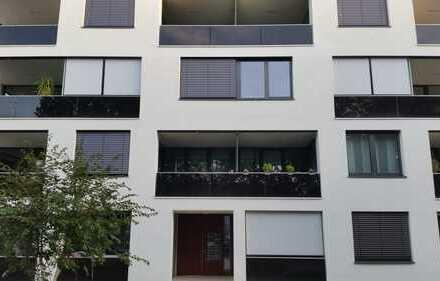 Erstbezug: freundliche 3-Zimmer-Wohnung mit Einbauküche und Balkon in Heilbronn
