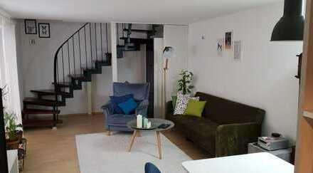 Maisonette-Wohnung mitten im Agnesviertel