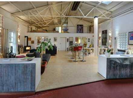 Loft - Atelier - Showroom - Wohnen & Arbeiten in Bergisch Gladbach
