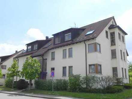 In Herrenberg-Haslach: Zwei x 1-Zimmer-Mietwohnung nahe der Natur