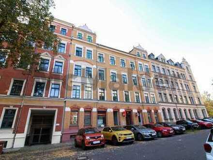 Gutes Anlageobjekt: 1,5-Zimmer-Altbauwohnung in Schlosschemnitz