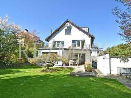 RE/MAX : Ideales Familienhaus in beliebter Lage von Bad Homburg