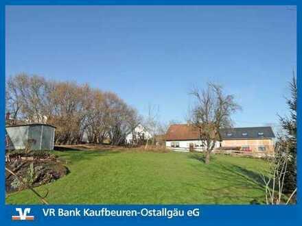 708 m² GROSSES WOHNBAUGRUNDSTÜCK IN LEICHT ERHABENER LAGE