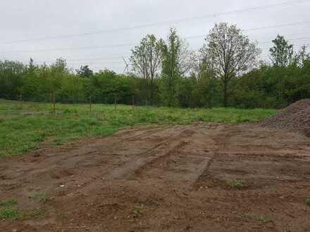 Freilagerfläche ca. 1300 m² in Nauen (Havelland)