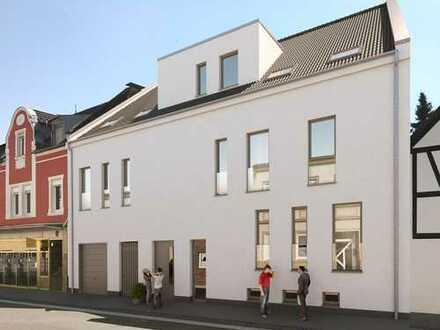 Neubau Eigentumswohnung in Bonn-Friesdorf: Einheit 1, EG - Souterrain, 4 Zimmer