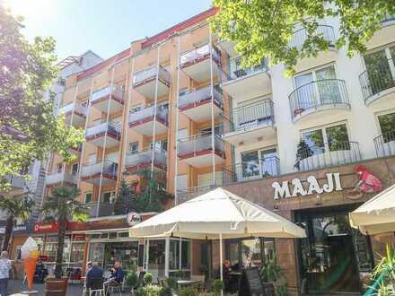 Über den Dächern von Betzenhausen - 2-Zimmer-Wohnung zur Kapitalanlage