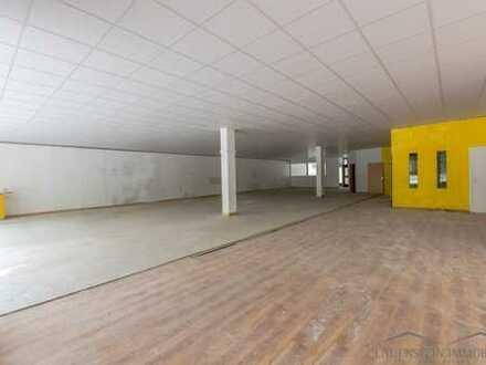 ### zentral gelegene Ladenfläche in Illingen ###