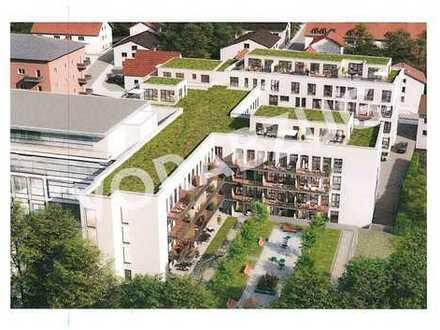 Helle 3 Zimmerwohnung mit großem Balkon, KFW gefördert und provisionsfrei