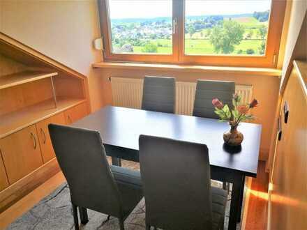 Wunderschöne möblierte 2 Zimmer-Wohnung mit Einbauküche