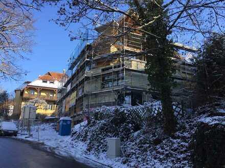 Erdgeschosswohnung mit Gartenzugang auf dem Österberg