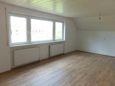 sonniges Wohnen in ruhiger Lage mit Balkon auf 2 Etagen