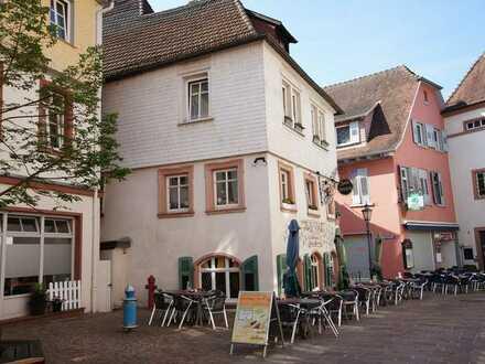 Historische Wohnhaus mit Gastwirtschaft