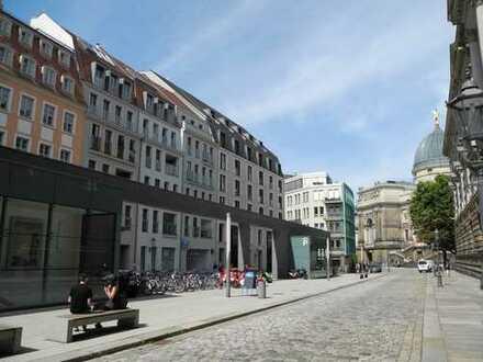 schicke Dachgeschoßmaisonettewohnung in bester Innenstadtlage