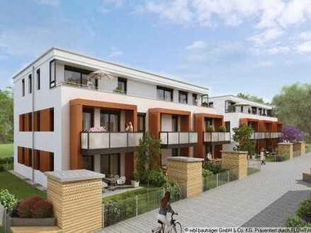 Neubau - Sehr schöne 2-Zimmer-Wohnung mit Garten