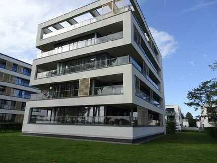 SUSANNE BEYER BIETET AN: LUXUS EIGENTUMSWOHNUNG - MIT FEINSTEM SCHLEIBLICK in Schleswig