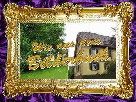 ***Historisches 3-Fam-Herrenhaus mit großem Grundstück und Nebengebäuden