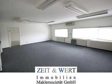 Liblar-Frauenthal! Geräumige Büroetage mit Lagerhallen in freistehendem Gebäude! (OK 3722)