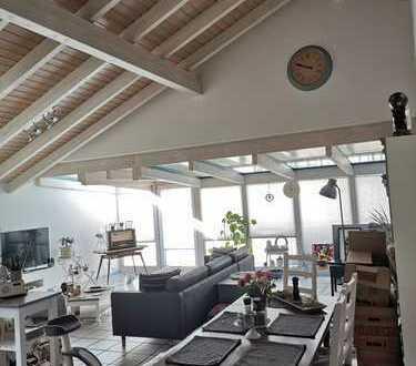 Schöne und geräumige drei Zimmer Wohnung in Bad Kreuznach Süd, mit 2 Balkonen