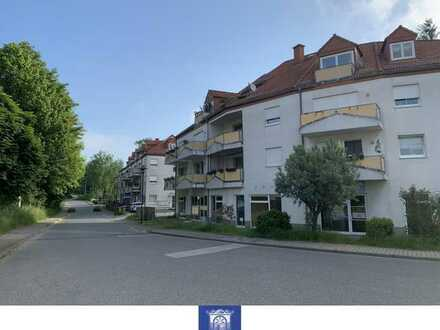 Großzügige attraktive Wohnung mit Balkon und Tageslichtbad mit Wanne und Dusche!