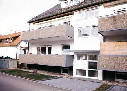 WG taugliche 2-Zimmerwohnung mit 2 Balkonen