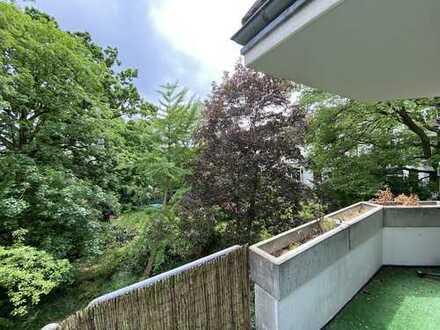 Schöne 2,5-Raum-Wohnung mit EBK und Balkon in Bremen