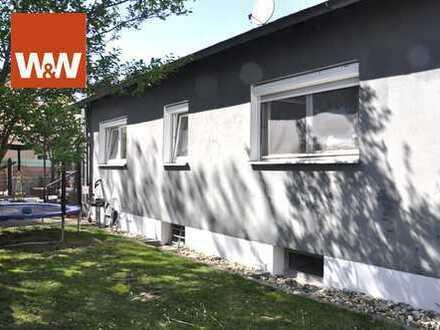 Hübscher Bungalow für die kleine Familie - die Alternative zur Eigentumswohnung!