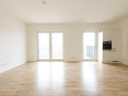 Ganz oben mit Fernsicht! 4 Zimmer auf 106 m² mit EBK zum 01.12.2019