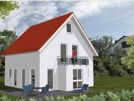 Freistehendes EFH als Massivhaus im Ortskern von Walddorf. Mit Garten, Garage, Stellplatz, etc.